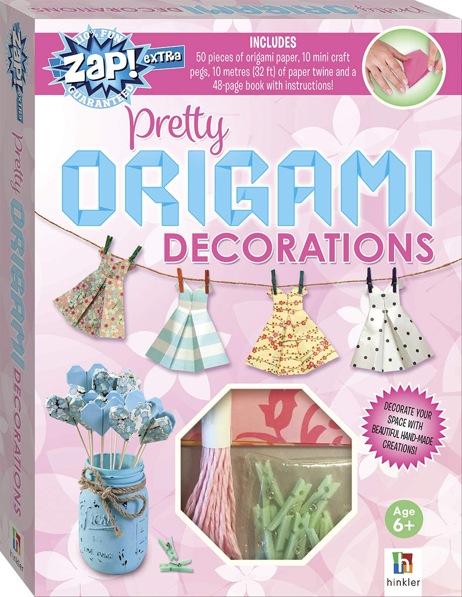 Zap Extra Pretty Origami Decorations Amazon Co Uk Katie Hewat