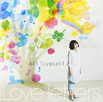 amazon love letters 通常盤 豊崎愛生 アニメ 音楽