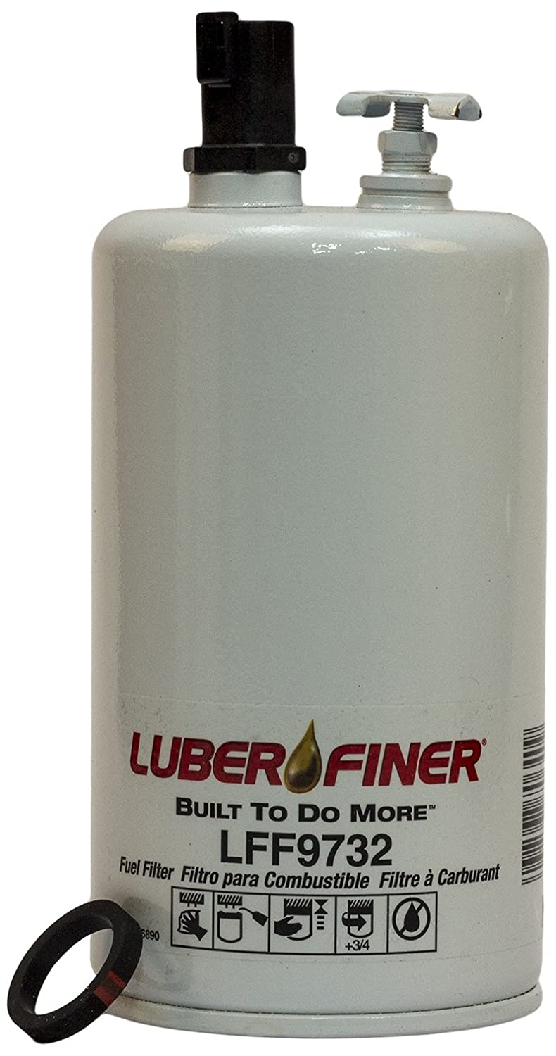 Luber-finer LFF9732 Heavy Duty Fuel Filter