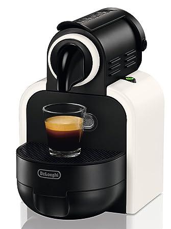 Reducida - Máquina de café Nespresso Essenza De Longhi EN97.W - Incluye 150 cápsulas de Caffé para Espresso: Amazon.es: Hogar