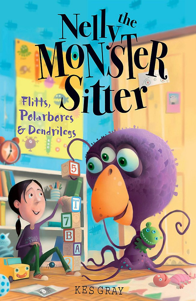 Download Polarbores, Digdiggs and Dendrilegs (Nelly the Monster Sitter) ebook