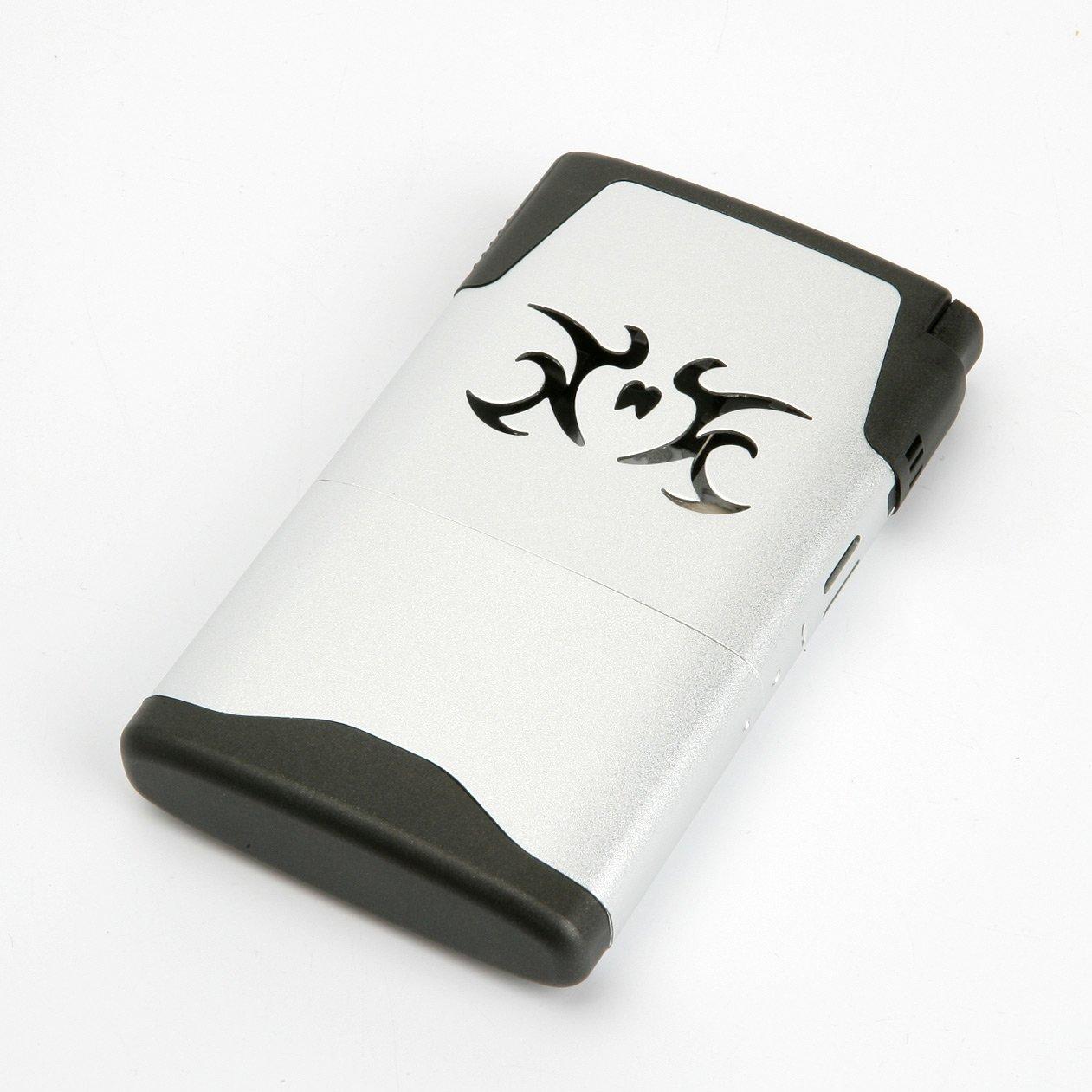 sans flamme jusqu/à 20/heures de chaleur technologie brevet/ée allumage automatique S-Boston Chaufferettes de poche pour les mains noir
