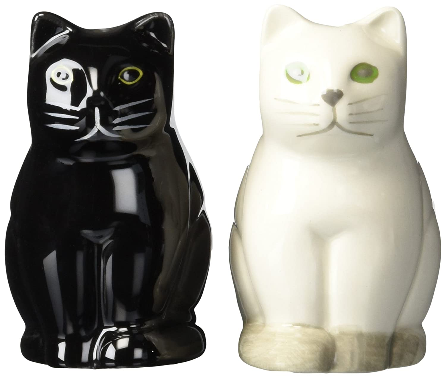 Abbott 27-FELINE Collection Cat Salt & Pepper Shakers SPACHI