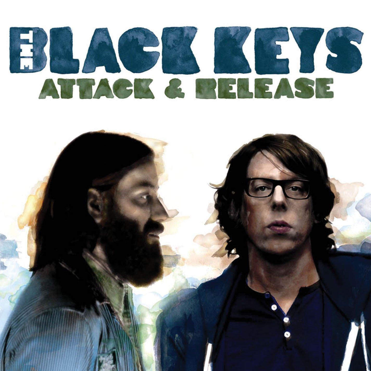 Attack & Release [Vinyl] by Black Keys