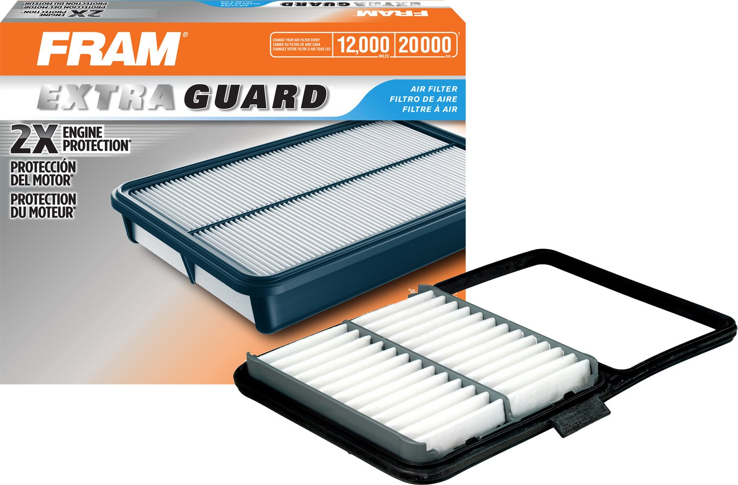 FRAM CA10159 Extra Guard Rigid Panel Air Filter