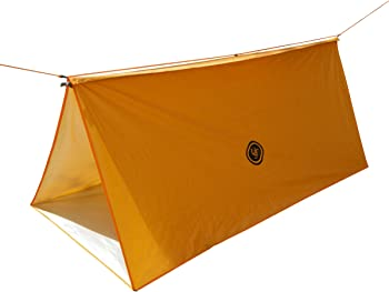 UST Tarp and Camping Shelter (Orange)