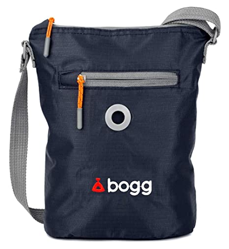 Bolsa para accesorios caninos, de bogg, con dispensador de bolsas de excrementosUna bolsa para