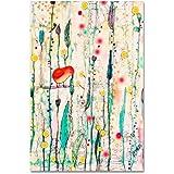 Grandir Ii by Sylvie Demers, 22x32-Inch Canvas Wall Art