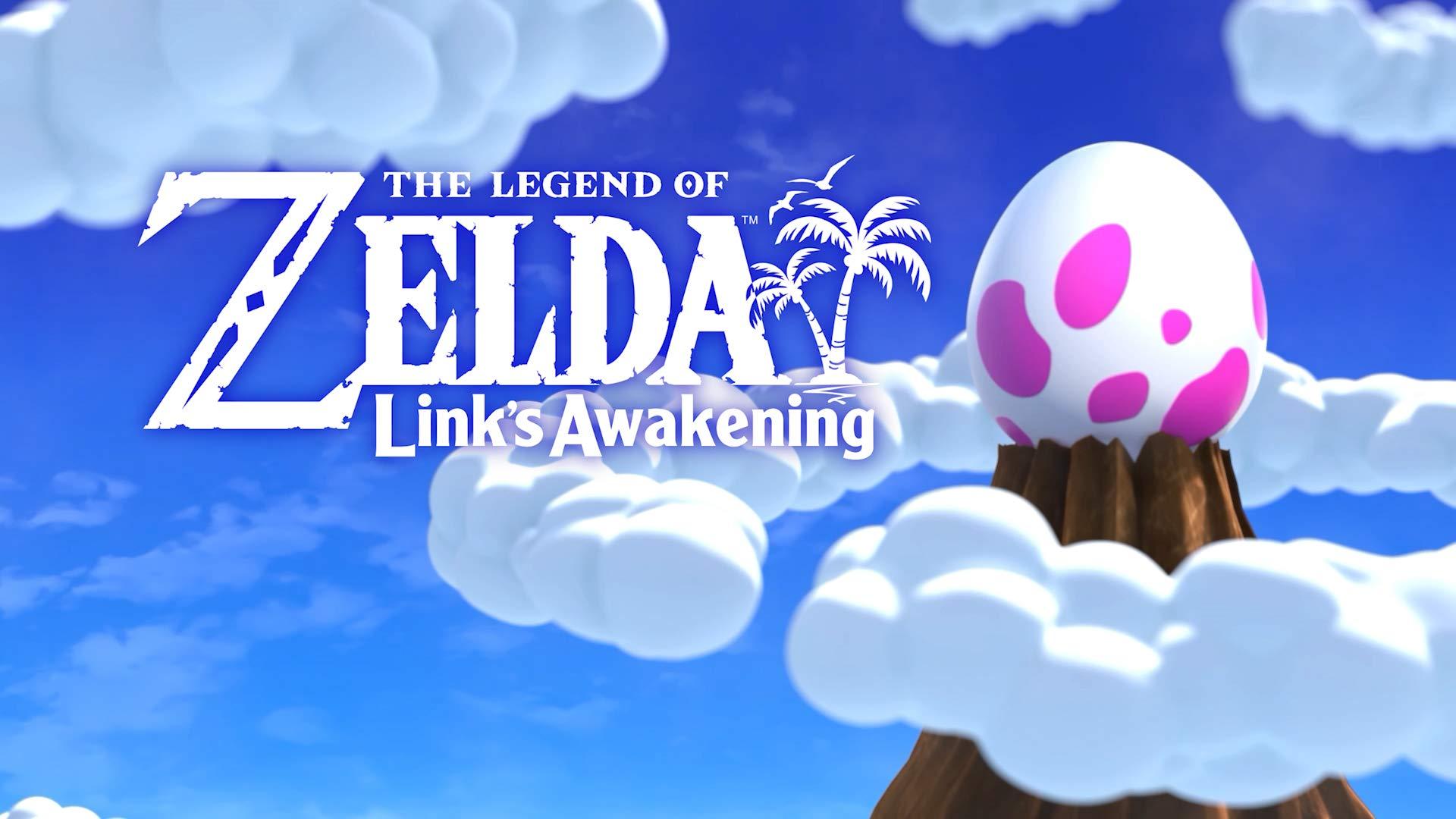 Legend of Zelda Link's Awakening - Nintendo Switch by Nintendo (Image #1)