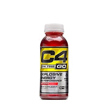 C4 On The Go >> Cellucor C4 On The Go Fruit Punch