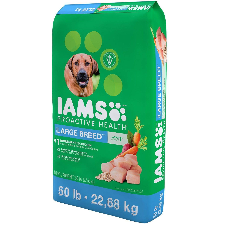 iams large breed adult