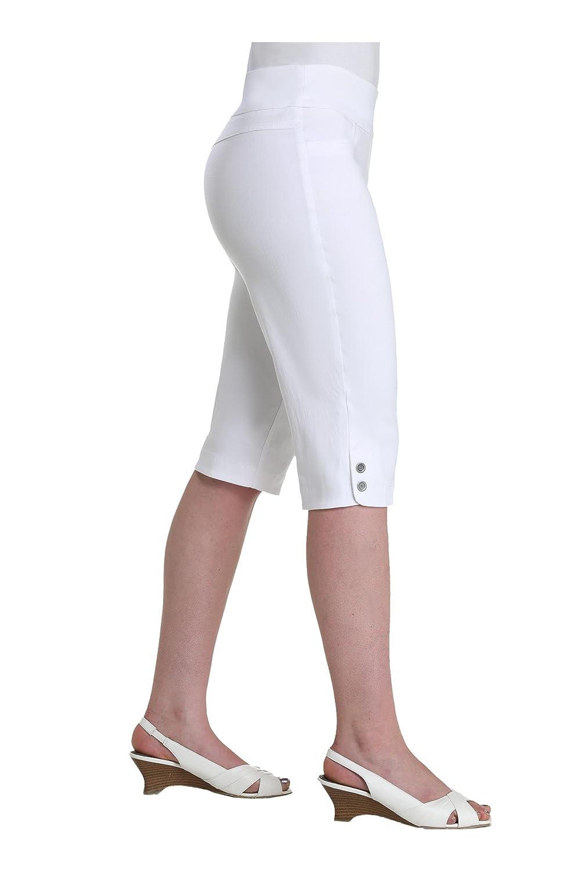 Nygard Womens Petite Alia Pull-On Short