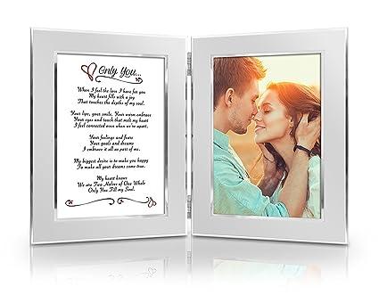 BEST Romantic Valentine Anniversary Birthday Wedding Gift For Her Him Wife Husband