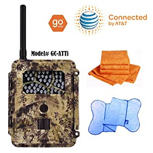 Spartan HD GoCam (AT&T Version) 3G Wireless, Infrared (2-year warranty) - Bonus Package