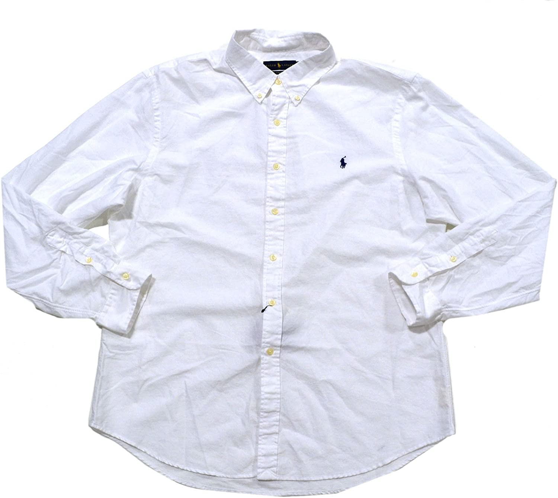 Polo Ralph Lauren Mens Slim Fit Oxford Shirt