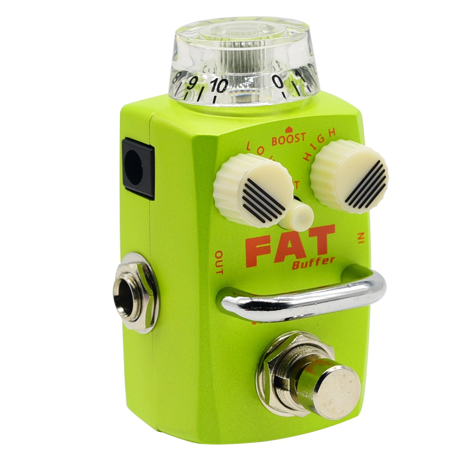 SONICAKE Hotone Skyline Fat Fet Preamp Booster w/h Low Cut Filter Guitar Effects Pedal by SONICAKE