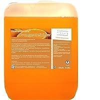Mastercleaner Orangenreiniger Konzentrat mit nat. Orangenöl der hochwirksame und kraftvolle Allzweckreiniger 5 Liter
