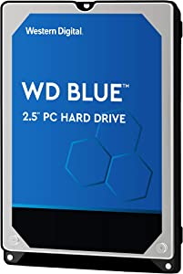 "Western Digital 1TB WD Blue Mobile Hard Drive - 5400 RPM Class, SATA 6 Gb/s, 128 MB Cache, 2.5"" - WD10SPZX"