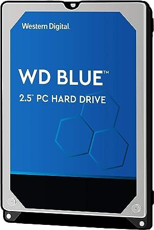 """WD Blue WD10JPVX 1TB 5400 RPM 9.5mm 8MB Cache SATA 6.0GB//S 2.5/"""" Internal OEM HDD"""