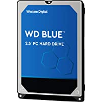 Western Digital 2.5-Inch 1 TB Mobile Hard Disk Drive - Blue