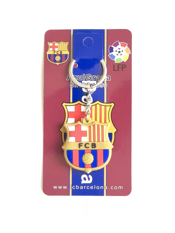 Amazon.com: Llavero de fiesta de cumpleaños del FC Barcelona ...