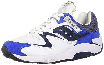 da73fed3 Amazon.com | Saucony Originals Men's Grid 9000 Sneaker | Fashion ...