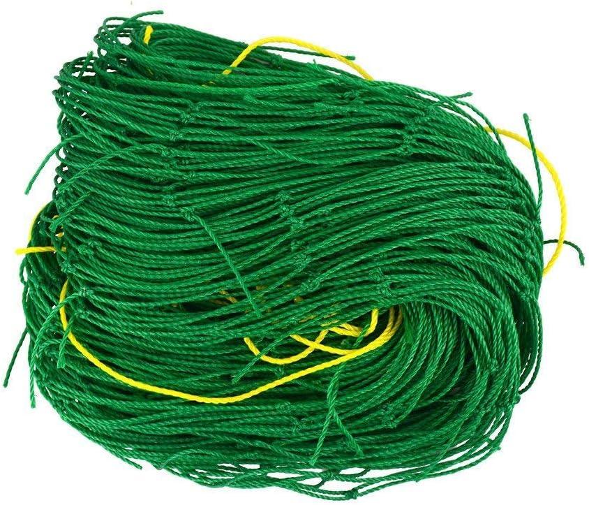 Gardeningwill Vegetable Nylon Plant Support Trellis Netting 5.9Ft x 11.8Ft