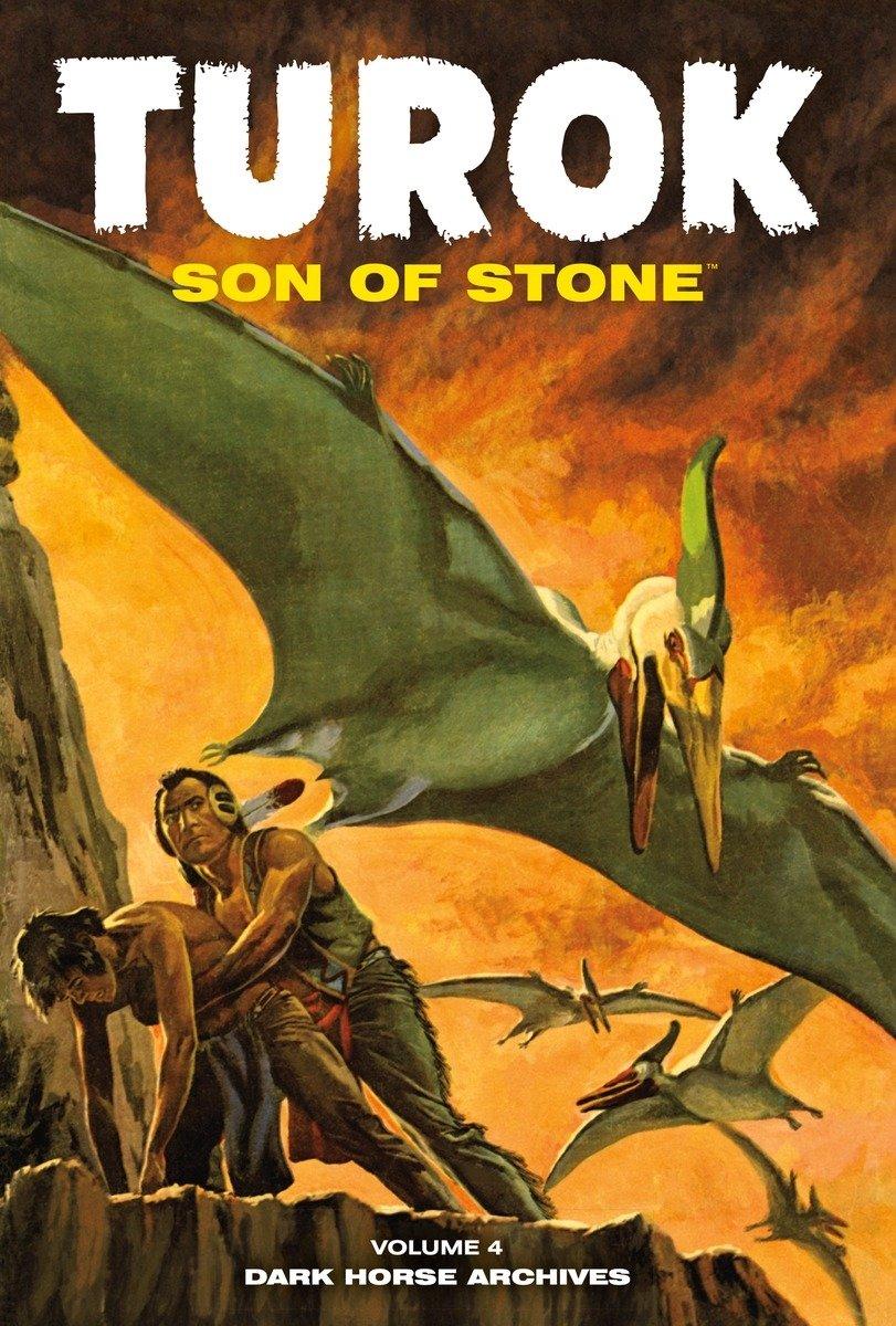 Turok Son Of Stone Archives Volume 4 Newman Paul S Giolitti Alberto 9781595823434 Amazon Com Books