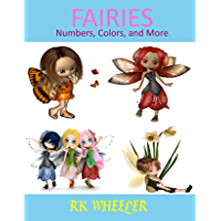 Fairies: Numbers, Colors and More (Fairy Tales Book 2) (English Edition)