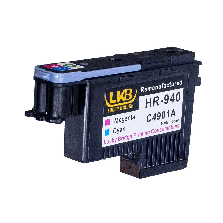 C4901/A para HP OfficeJet Pro 8000/8500/8500/A oyat/® HP 940/2/unidades Compatible cabezal de impresi/ón para HP OfficeJet Pro 8000/8500/cabezal de impresi/ón HP 940/C4900/A 8500/A Plu