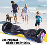 "CBD 6.5"" Hoverboard w/Bluetooth Speaker, Self"