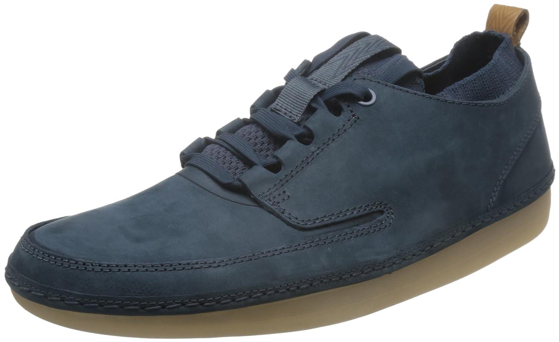 Clarks Nature IV, Zapatillas para Hombre 8 UK|Blue