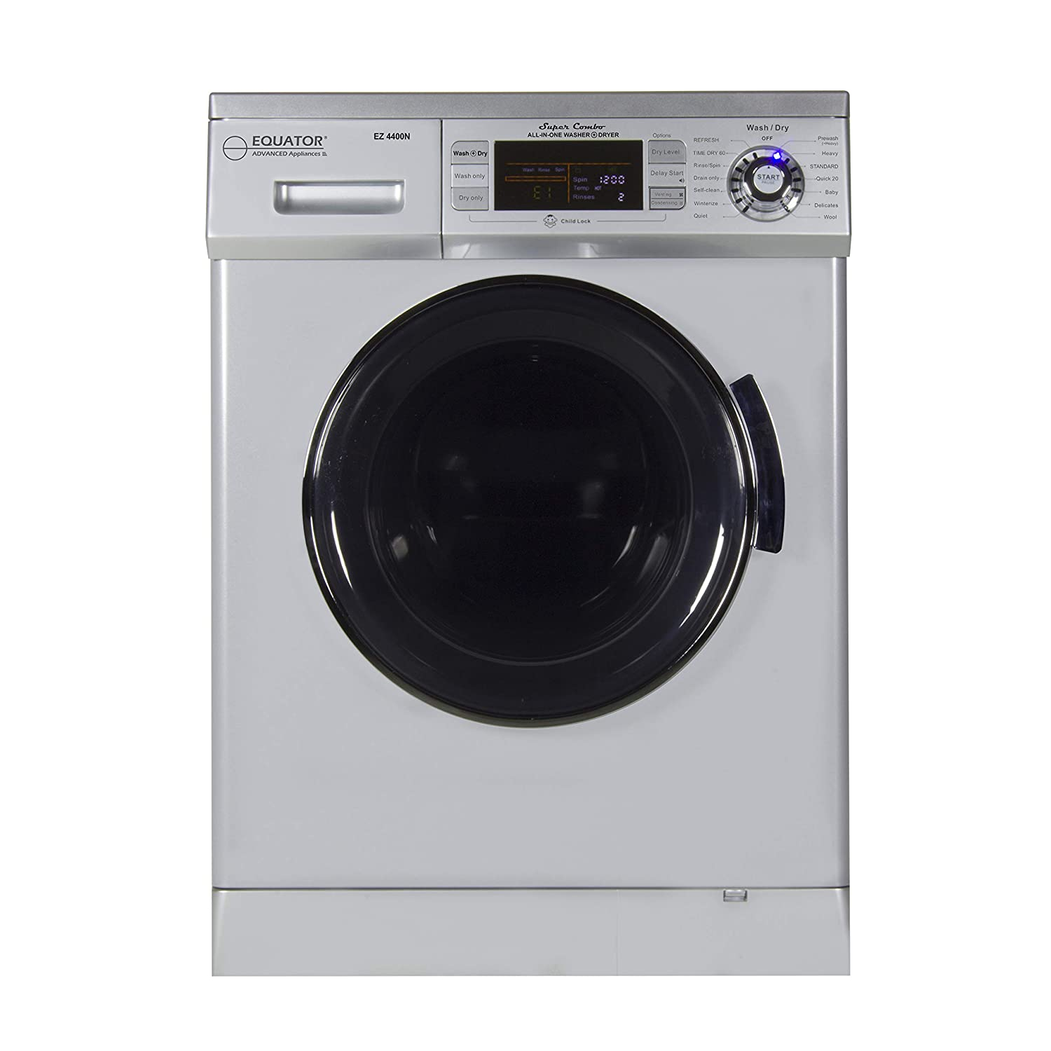 Equator Combo Washer-Dryer