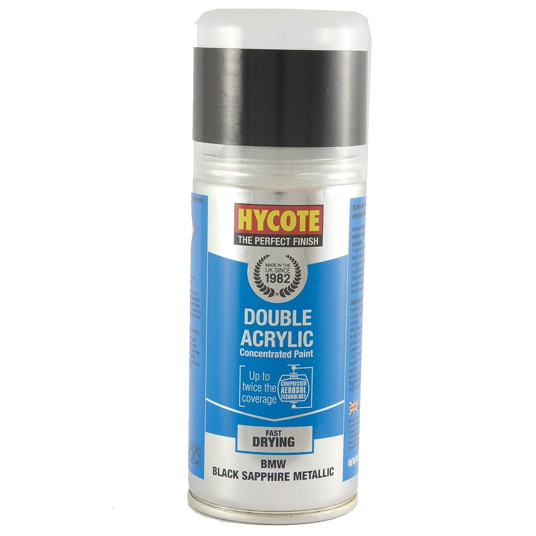 Hycote xdbm602ÂDouble acrylique peinture en spray pour BMW 150ÂmlÂ-ÂSaphir noir