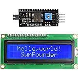 SunFounder IIC I2C TWI 1602 Serial LCD Module Display for Arduino R3 Mega 2560 16x2