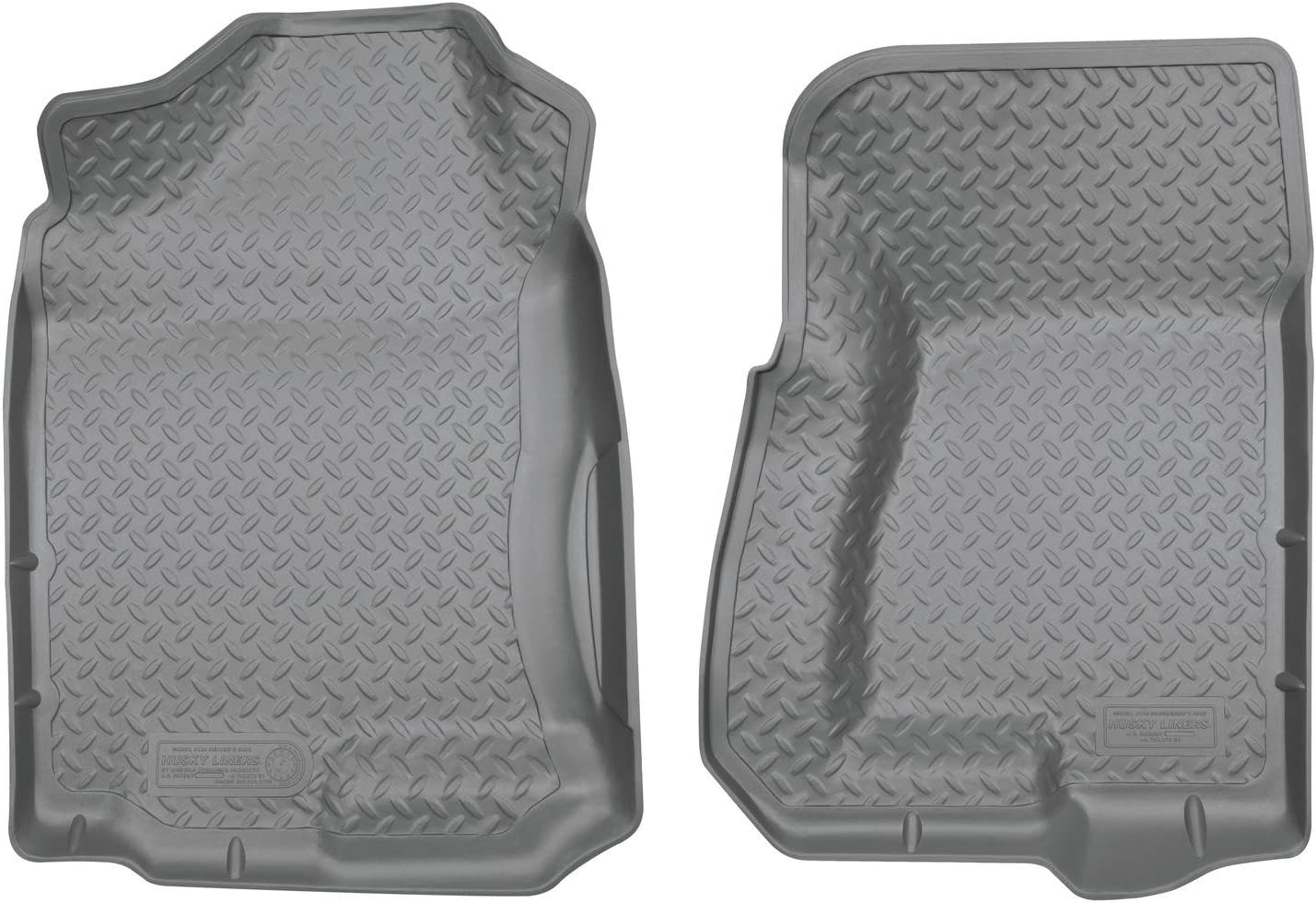 For Chevy Silverado 1500 Classic 07 Pro-line Gray Full Floor Replacement Carpets