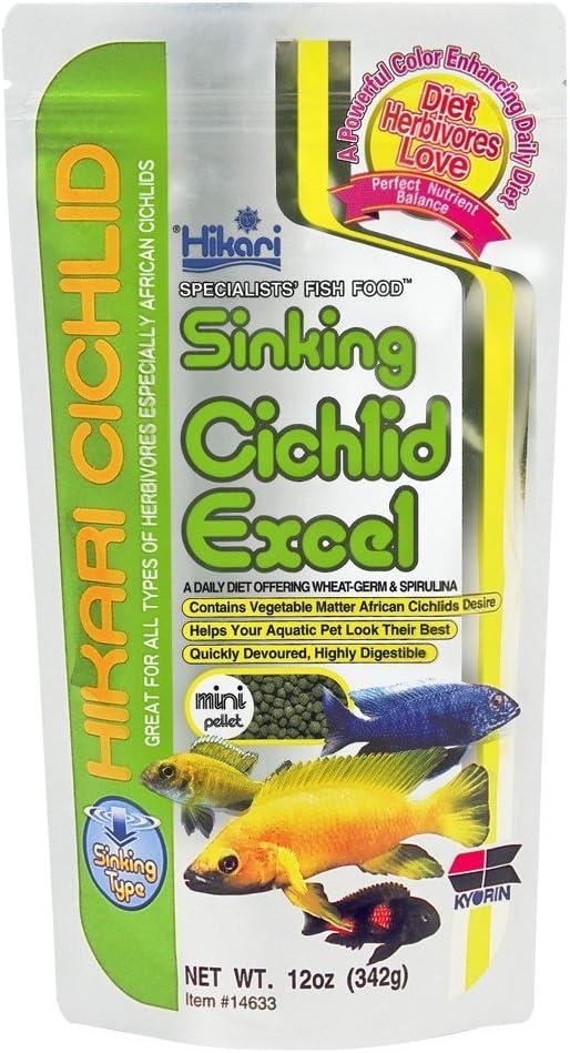 Sinking Cichlid Excel Mini Plt