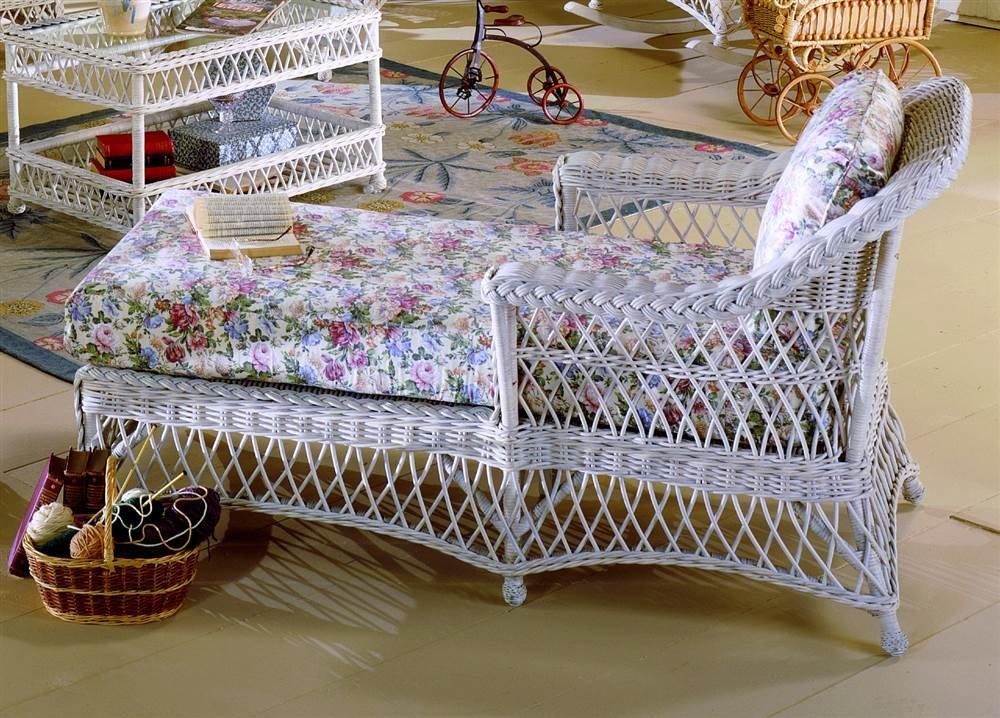 Chaise Lounge Seat w Cushion (Solar Kiwi (All Weather))