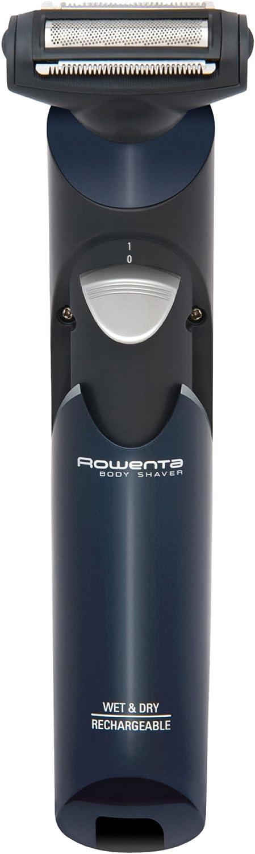Rowenta Wet & Dry - Afeitador corporal, en seco y en húmedo ...