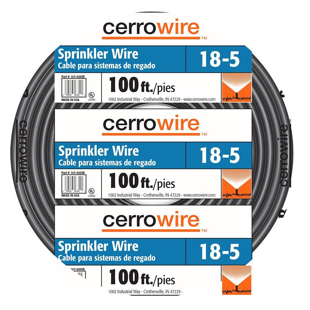 Cerro Wire Logo - DATA WIRING •