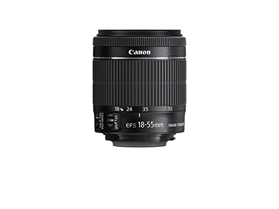Review Canon Standard Zoom Lens