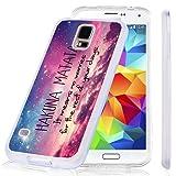 S5 Case Samsung Galaxy S5 Case Viwell Soft Case