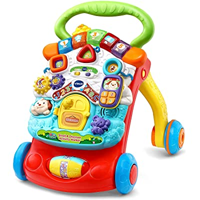 VTech Stroll & Discover Activity Walker: Toys & Games