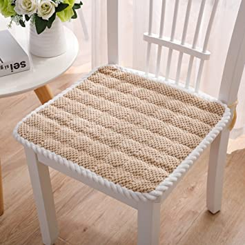 e4bdf33f422 Amazon.com  ZHAS Dining Chair Cushion Chair Pads