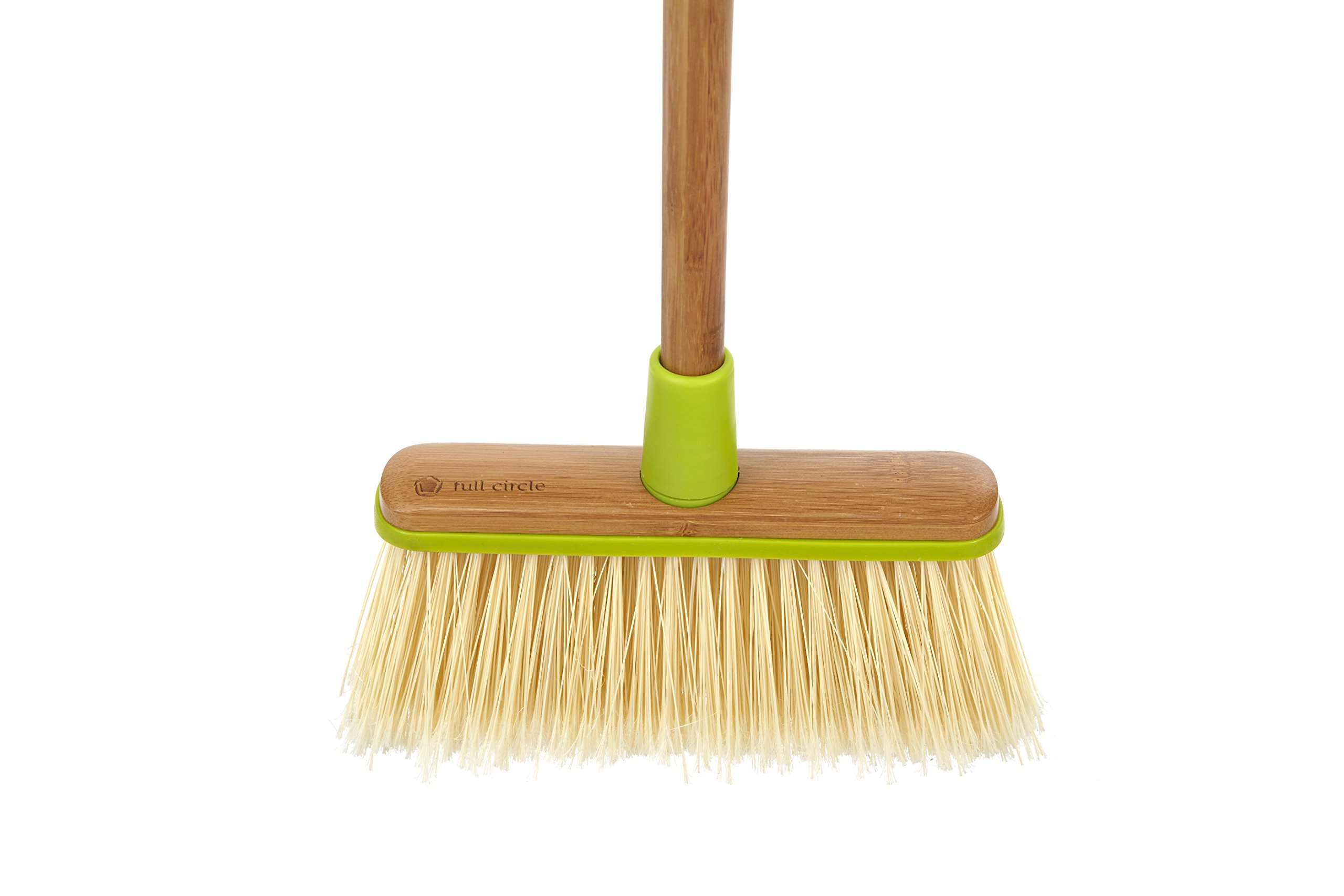 Full Circle Clean Sweep angled broom