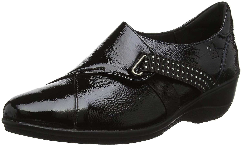 TALLA 38 EU. 24 HORAS 23748, Zapatillas sin Cordones para Mujer