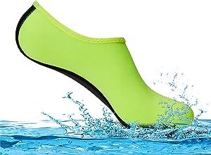 Amazon Giveaway Beach Socks-Quick Dry Swim Fins Socks-Water...
