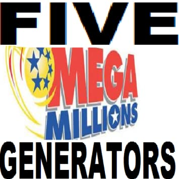 megamillion random number generator