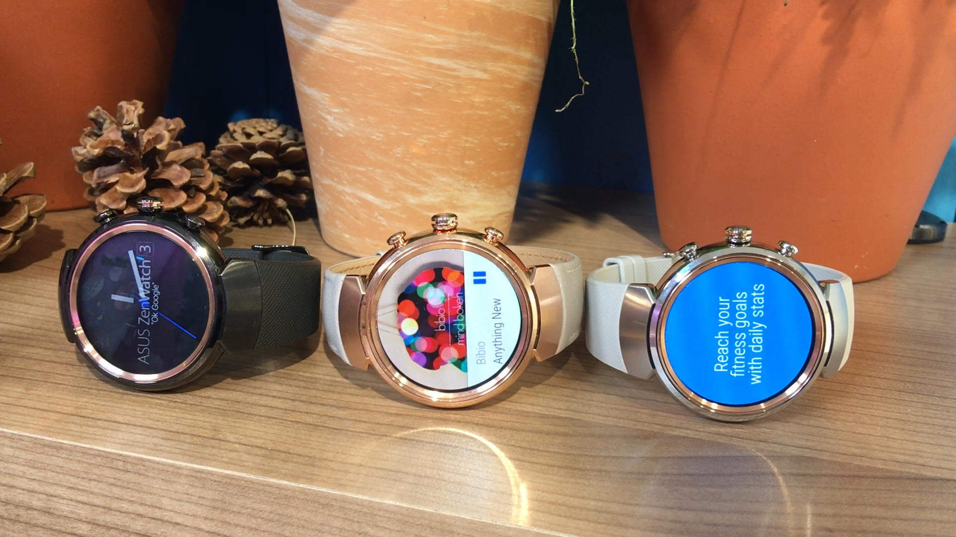 The Asus ZenWatch 3 is yet another luxury Android Wear ...