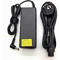 Adaptador Cargador Compatible para portátiles Toshiba Satellite Pro C, L, M, S, T, U Series del listado 19V 4,74a o…